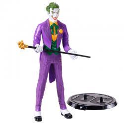Figura Maleable Bendyfigs Joker DC Comics 19cm - Imagen 1