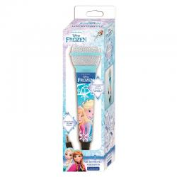 Microfono Frozen Disney - Imagen 1