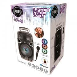 Altavoz karaoke iParty bluetooth - Imagen 1