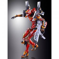Figura Diecast Metal Build EVA-02 Production Model EVA 2020 Ver. Neon Genesis Evangelion 22cm - Imagen 1