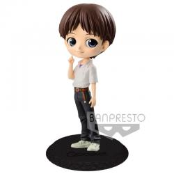 Figura Shinji Ikari Evangelion Movie Q Posket B - Imagen 1