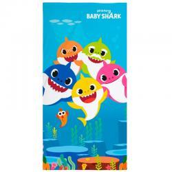 Toalla Baby Shark microfibra - Imagen 1