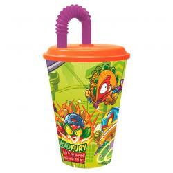 Vaso caña Super Zings - Imagen 1