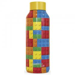 Botella Solid Color Bricks Quokka 510ml - Imagen 1