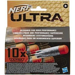 Recarga 10 dardos Nerf Ultra - Imagen 1