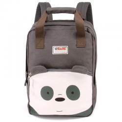 Mochila We Bare Bears Oso Panda 38cm - Imagen 1
