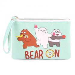 Neceser We Bare Bears menta - Imagen 1