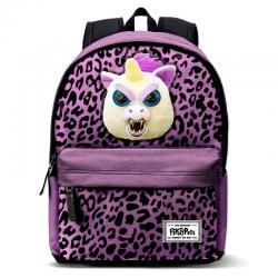 Mochila Feisty Pets Glenda Glitterpoop 42cm - Imagen 1