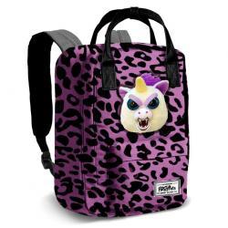 Mochila Feisty Pets Glenda Glitterpoop 40cm - Imagen 1