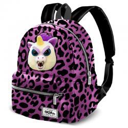 Mochila Feisty Pets Glenda Glitterpoop 32cm - Imagen 1