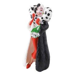Figura Cruella de Vil 101 Dalmatas Disney - Imagen 1
