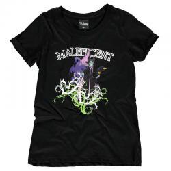 Camiseta mujer Malefica Villanas Disney - Imagen 1