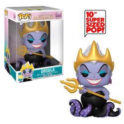 Figura POP Disney La Sirenita Ursula 25cm - Imagen 1
