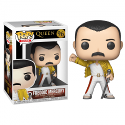 Figura POP Queen Freddie Mercury Wembley 1986 - Imagen 1