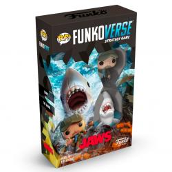 Juego mesa POP Funkoverse Tiburon 2fig Ingles - Imagen 1