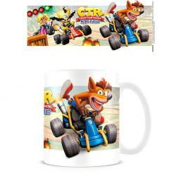 Taza First Place Crash Bandicoot - Imagen 1