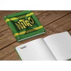Libreta Nitro Crash Bandicoot - Imagen 1