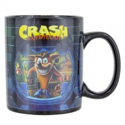 Taza termica Crash Bandicoot - Imagen 1