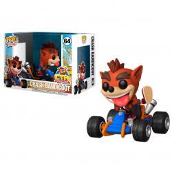 Figura POP Crash Team Racing Crash Bandicoot - Imagen 1
