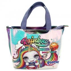 Bolso neceser Rainbow Poopsie - Imagen 1