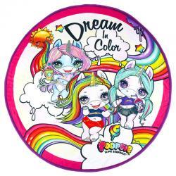 Toalla Dream in Color Poopsie microfibra - Imagen 1
