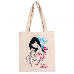 Bolso shopping tela Mulan Disney - Imagen 1
