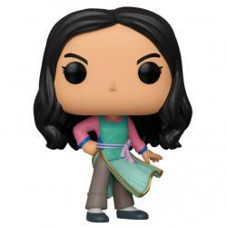 Figura POP Disney Mulan Live Villager Mulan - Imagen 1