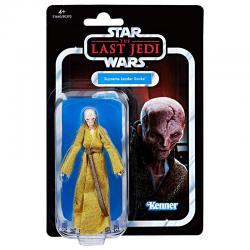 Fgura Supreme Leader Snoke Episode VIII The Last Jedi Star Wars 10cm - Imagen 1