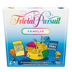 Juego Trivial Pursuit Familia - Imagen 1