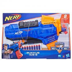 Lanzador Rukkus ICS-8 N-Strike Elite Nerf - Imagen 1