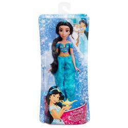 Muñeca Brillo Real Jasmine Aladdin Disney - Imagen 1