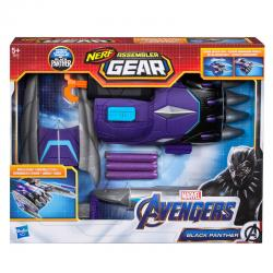 Lanzador Assembler Gear Black Panther Vengadores Marvel - Imagen 1