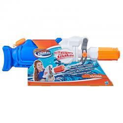 Lanzador de agua Hydra Super Soaker Nerf - Imagen 1