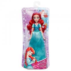 Muñeca Brillo Real Ariel La Sirenita Disney - Imagen 1