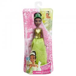 Muñeca Brillo Real Tiana Disney 29cm - Imagen 1
