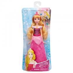 Muñeca Brillo Real Aurora La Bella Durmiente Disney 28cm - Imagen 1