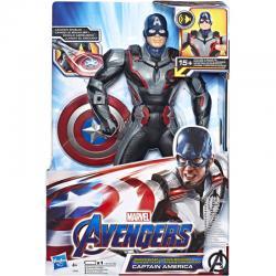 Figura electronica Capitan America Vengadores Marvel 33cm - Imagen 1