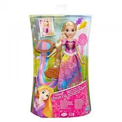 Muñeca Rapunzel Arcoiris Disney 25cm - Imagen 1