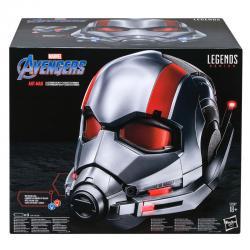 Casco Electronico Ant Man Vengadores Avengers Marvel Legends - Imagen 1
