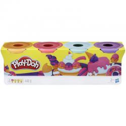 Set 4 botes Play-Doh - Imagen 1