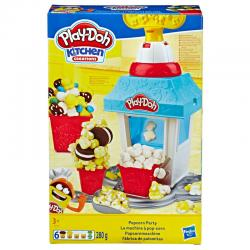 Fabrica de Palomitas Kitchen Creations Play-Doh - Imagen 1