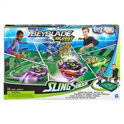 Estadio Sling Shock Beyblade Burst Turbo - Imagen 1