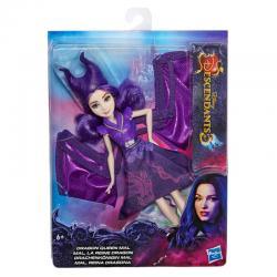 Muñeca Mal Reina Dragona Descendientes Disney - Imagen 1