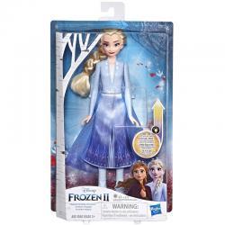 Muñeca Elsa Aventura Magica Frozen 2 Disney - Imagen 1