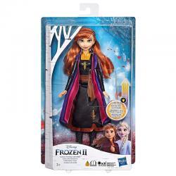 Muñeca Anna Aventura de Otoño Frozen 2 Disney - Imagen 1