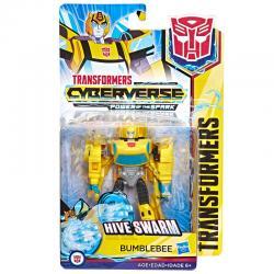 Figura Bumblebee Cyberverse Transformers 13cm - Imagen 1