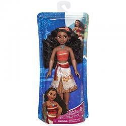 Muñeca Brillo Real Moana Vaiana Disney - Imagen 1