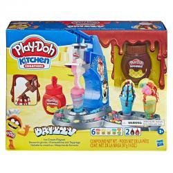 Maquina de Helados Kitchen Creations Play-Doh - Imagen 1