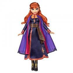 Muñeca cantarina Anna Frozen 2 Disney 30cm - Imagen 1