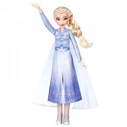Muñeca cantarina Elsa Frozen 2 Disney 30cm - Imagen 1